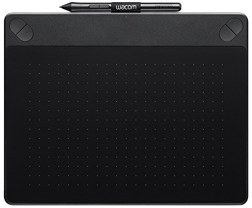 tablettes graphiques Wacom Intuos Art Pen and Touch