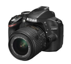 Nikon D3200 reflex