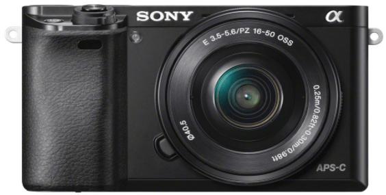 Sony ILCE-6000LB