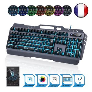 Clavier gamer KLIM LIGHTING