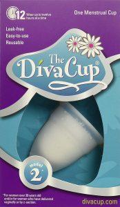 La coupe menstruelle Divacup