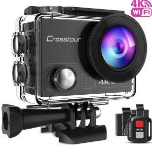 Crosstour Caméra Sport 4K