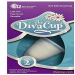 Coupe menstruelle Divacup
