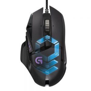 Souris gamer Logitech G502