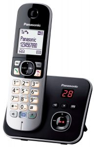 Telephone fixe Panasonic Solo