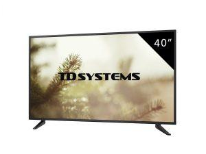 tv ecran plat TD Systems K40DLM7F