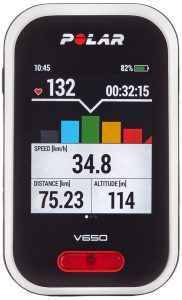 GPS vélo Polar V650