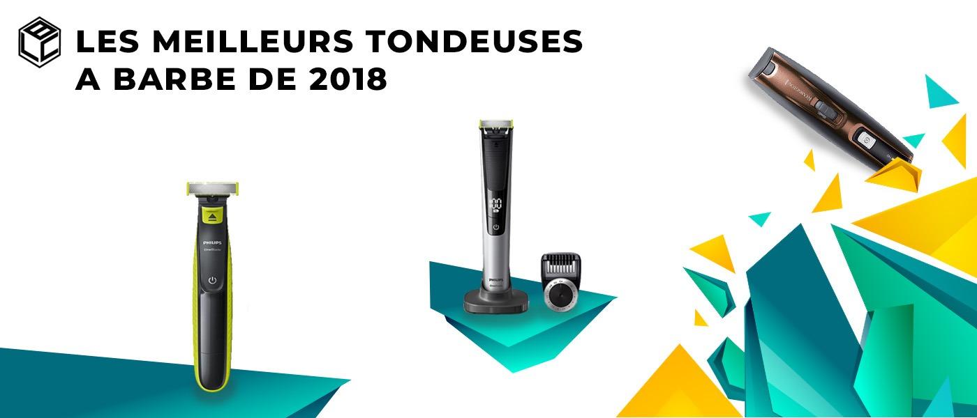 tondeuse a barbe 2018