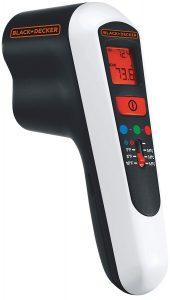 détecteur thermique Black + Decker
