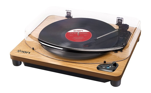 Platine vinyle ION Audio Air LP Wood