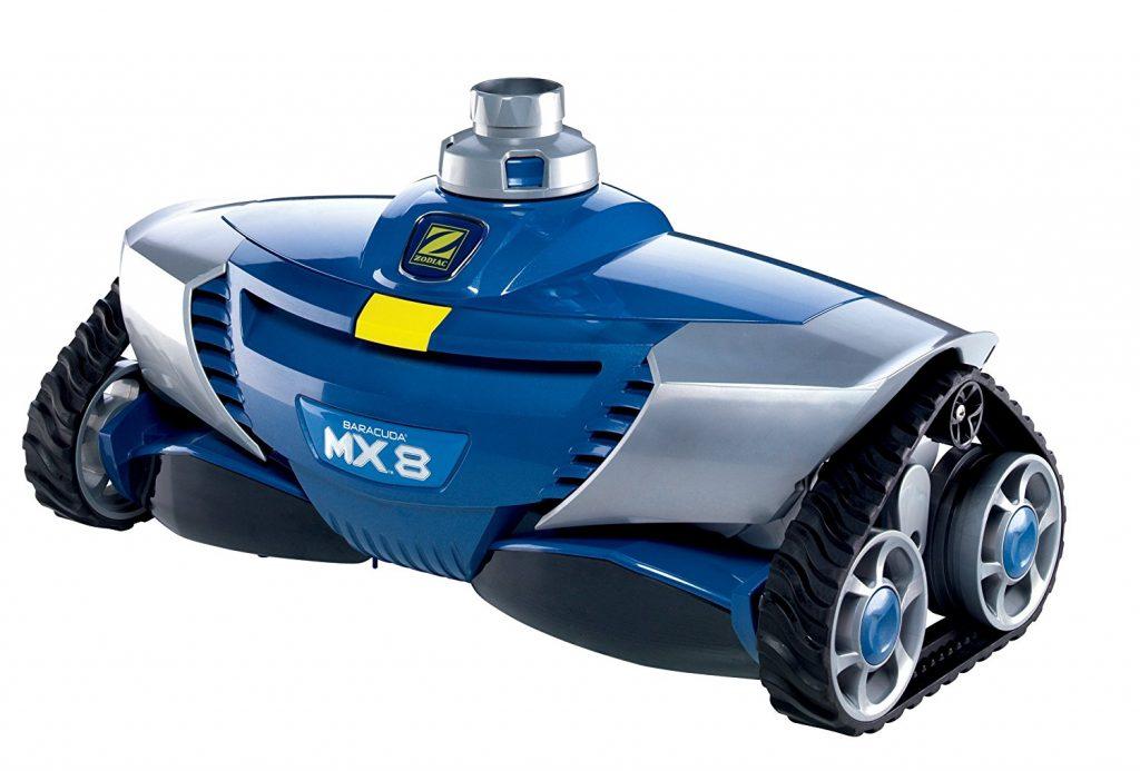 robot piscine zodiac MX8