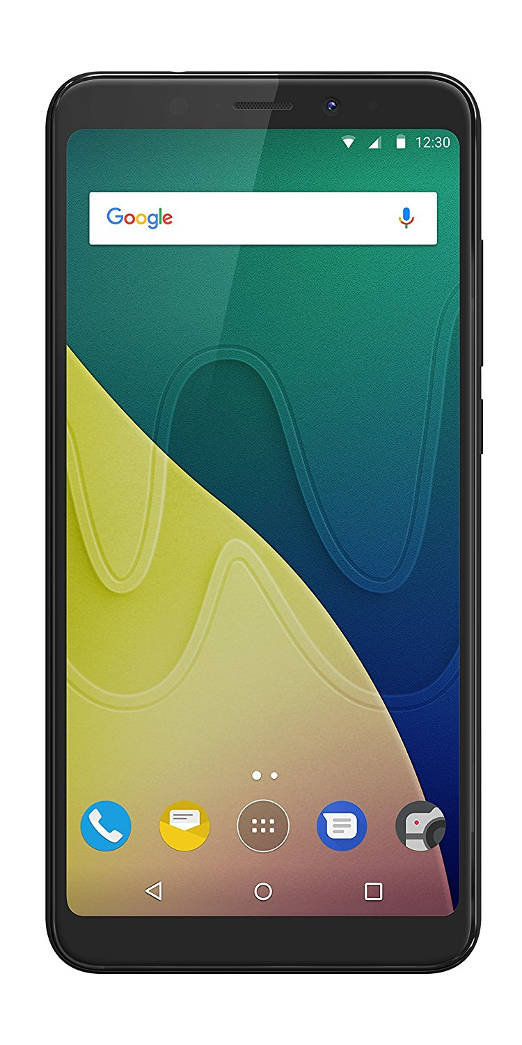 Smartphone wiko view xl
