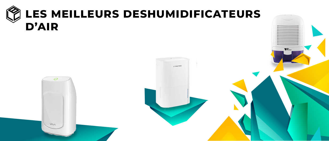 meilleur deshumidificateur d'air