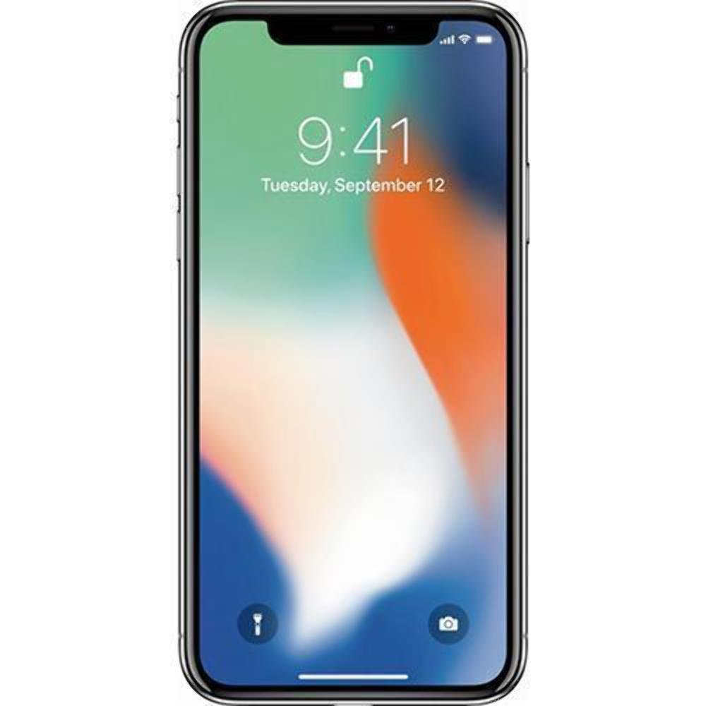 avis smartphones iphone X