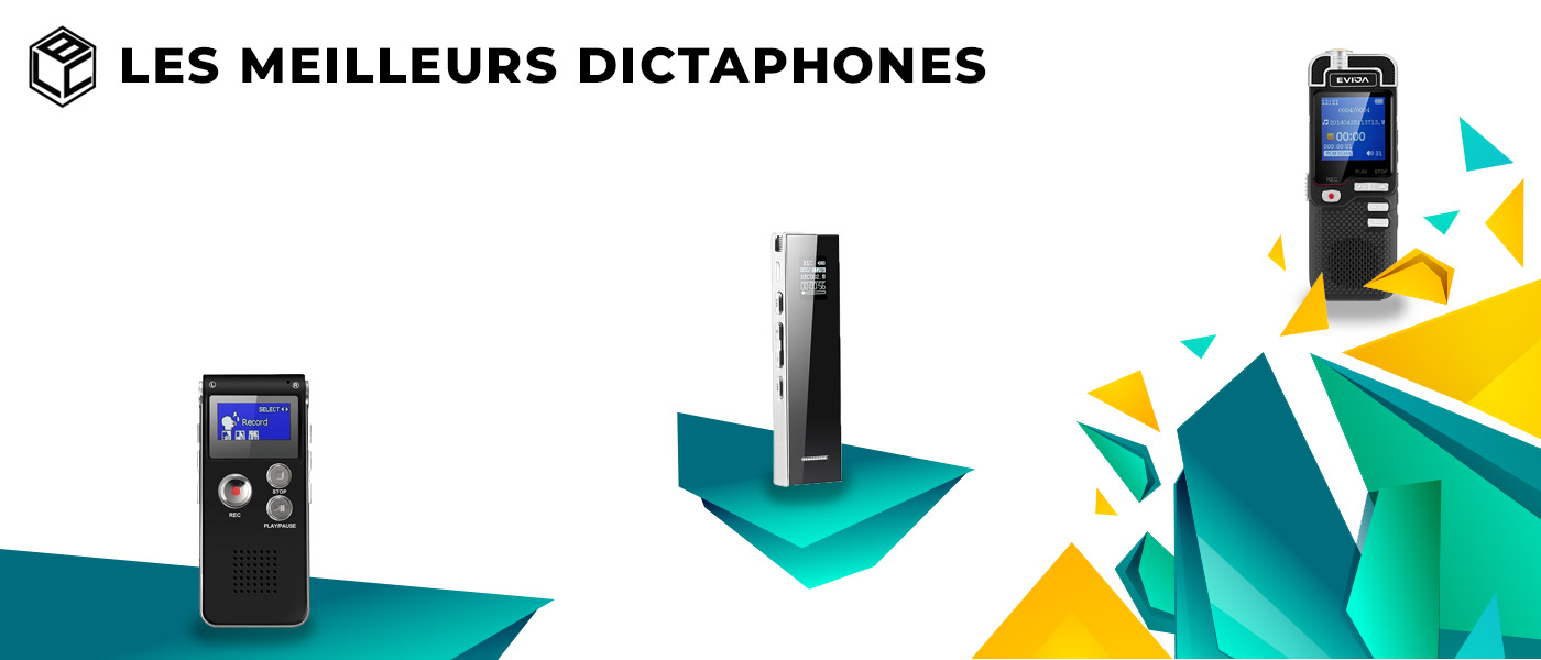 meilleur dictaphone