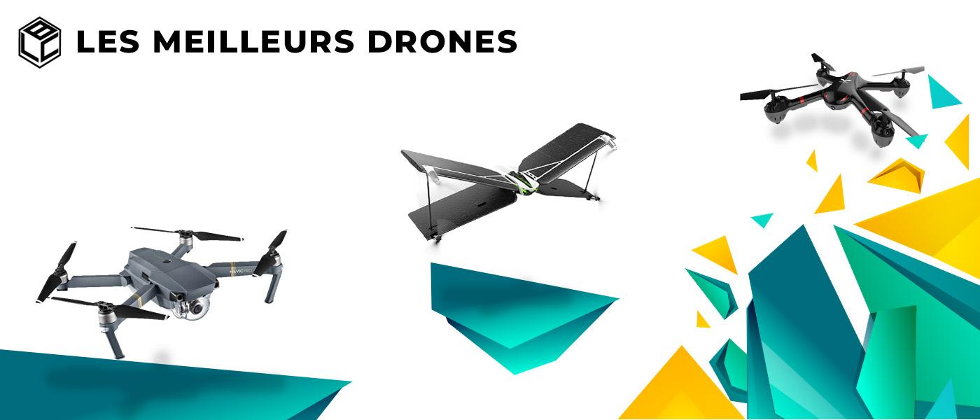 comparatif des meilleurs drones