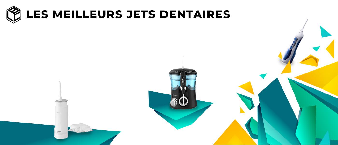 comparatif jet dentaire hydropulseur