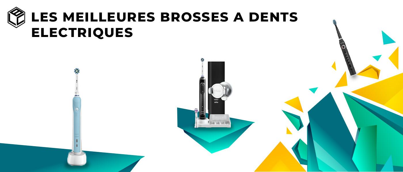 meilleure brosse a dents electrique