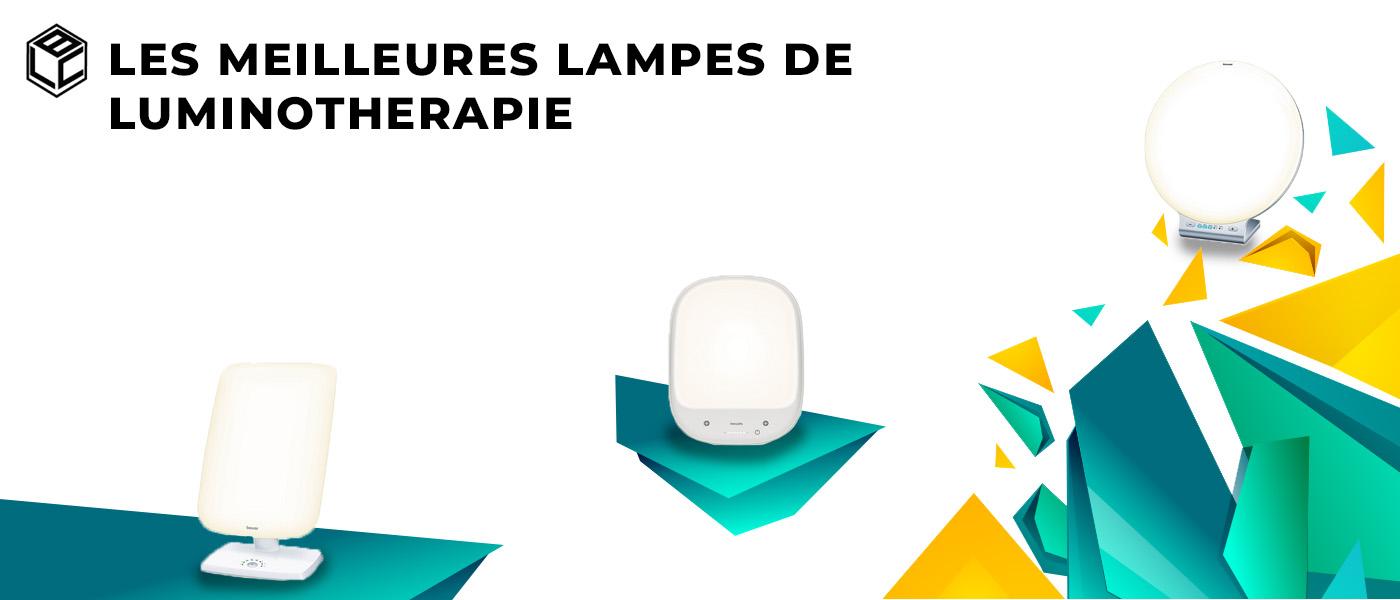 meilleure lampe luminotherapie