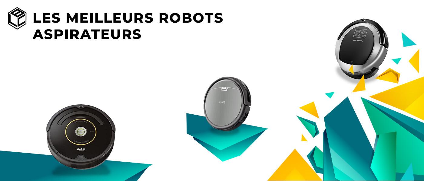 meilleurs aspirateurs robots