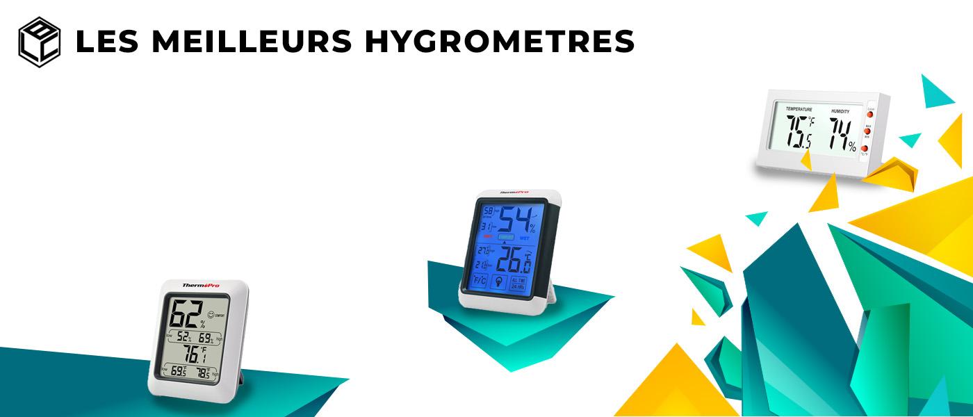 meilleur hygrometre