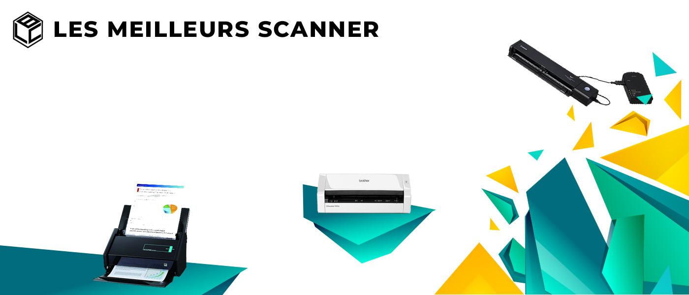 meilleurs scanner