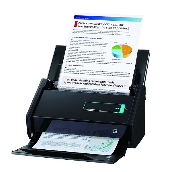 Fujitsu- ScanSnap iX500