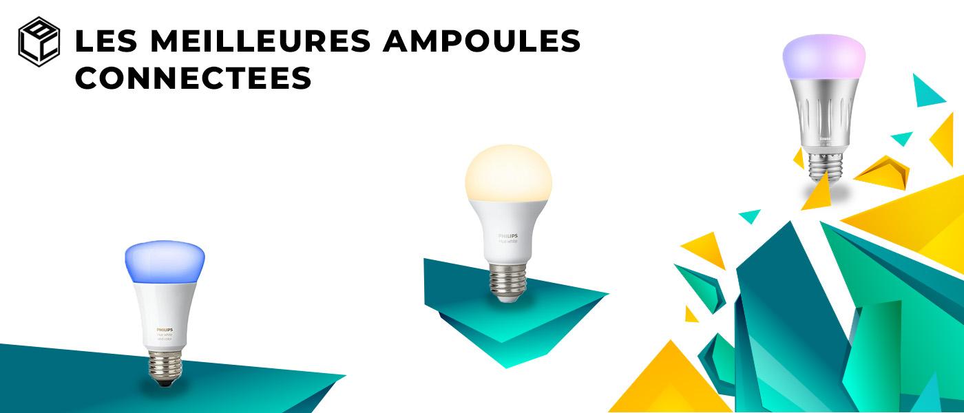 Des ConnectéeNotre Meilleures Comparatifs Ampoule Avis Et Complet vm80Nnw