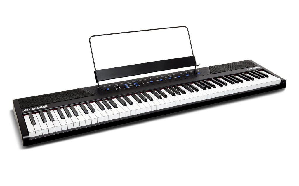 meilleur piano numérique Alesis Recital
