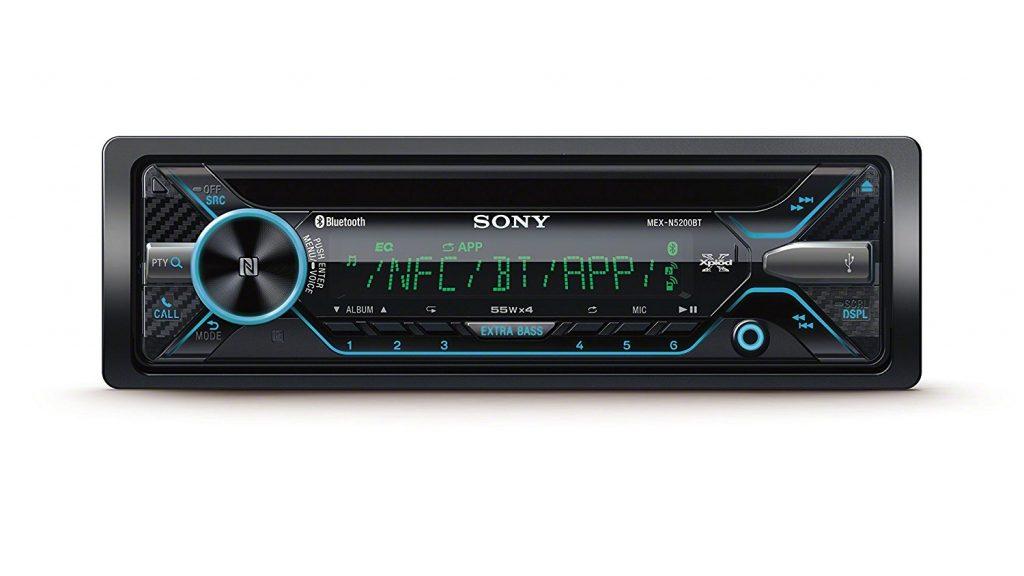 Autoradio Sony Mexn520