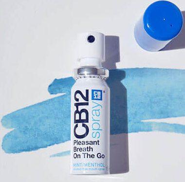 Spray rafraichisseur d'haleine CB12