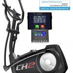 velo elliptique Sportstech CX2