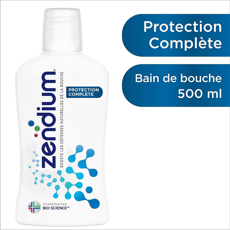 bain de bouche Zendium