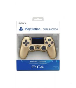 manette PS4 Dualshock V2 Or