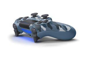 manette PS4 sans fil Dualshock 4 camouflage