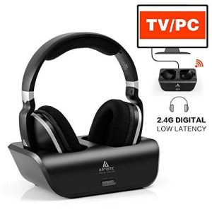 Casque TV sans fil Artiste Over-Ear