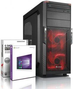ordinateur de bureau pas cher Shinobee Ultra 6-Core