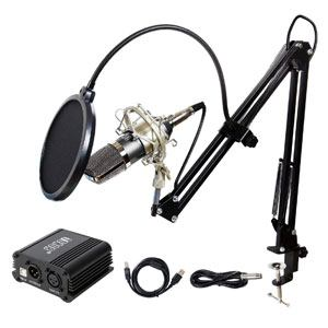 Kit Micro Tonor XLR