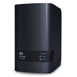 NAS WD My Cloud EX2 Ultra NAS Serie expert 4To 2 baies